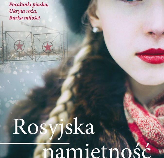 "Reyes Monforte ""Rosyjska namiętność"" 1"