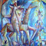Wystawa malarstwa Svetlany Volosiuk 6