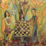 Wystawa malarstwa Svetlany Volosiuk 2