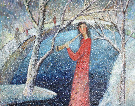 Wystawa malarstwa Svetlany Volosiuk 1